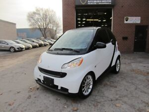 2009 Smart Fortwo Pure Only 75,000 KM