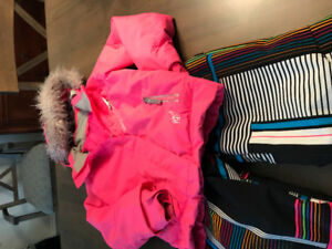 Girls Spyder Winter Jacket & Snow Pants