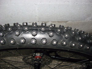 (Winter Fat Bike) Vélo Single Speed Brodie 1-Ball pour hiver West Island Greater Montréal image 9