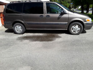 2002 Chevy Venture van.  Original owner, good condition.