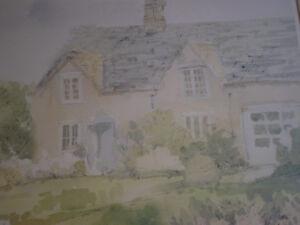 "Peter Etril Snyder - "" Garden Gate "" -  Limited Edition Print Kitchener / Waterloo Kitchener Area image 9"