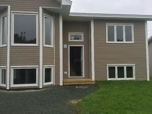 2 Bedroom Basement Apartment for rent in CBS! Brand new home