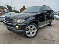 2004 BMW X5 3.0d Sport 5dr Auto MOT 30/03/2022 ESTATE Diesel Automatic