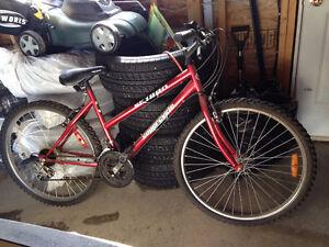 "Supercycle 1800 Women's 26"" Hardtail Mountain Bike"