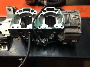 Good Used Crankcase MXZ 700