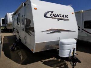 2009 Keystone RV Cougar 26BHS