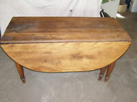 Antique Farm / Harvest Table