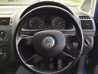 Volkswagen touran 2004 1.6 FSI .