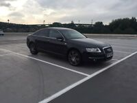 Audi A6 2008 special edition. FSH. Top Spec. Cheap. Px/swaps.