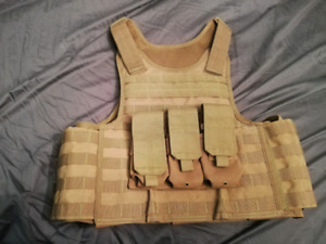Condor Defender Coyote plate carrier