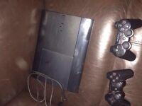 PS3 super slim (160gb)