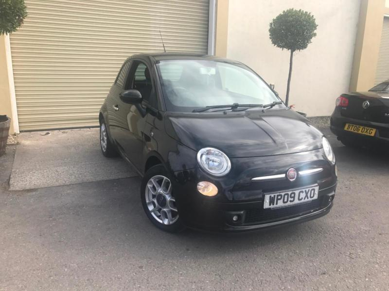 Fiat 500 1.4 SPORT Only 47.000 Miles !!!