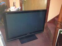42inch Panasonic tv great condition
