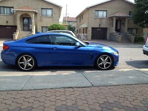 2014 BMW 4-Series 435 M Sport Xdrive Coupe (2 door)