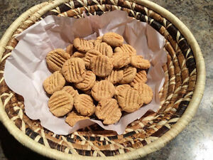 Healthy and Homemade Dog Biscuits