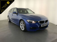 2014 64 BMW 330D M SPORT TOURING AUTO DIESEL 1 OWNER SERVICE HISTORY FINANCE PX