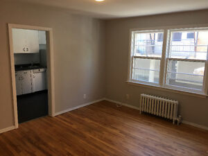1 Bedroom units close to SMU, Dal and Hospital South End Halifax