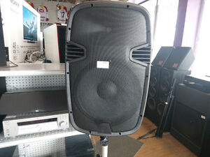 ACOUSTIC AUDIO POWERED BLUTOOTH SPEAKER