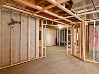 New Builds and Renovations