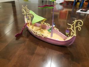 Playmobil Fairy Queen's Ship Playset