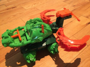 Vintage 1993 TMNT Ninja Grapplor Vehicle tortue ninja