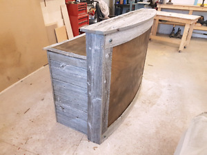 Rustic Reclaimed Bar