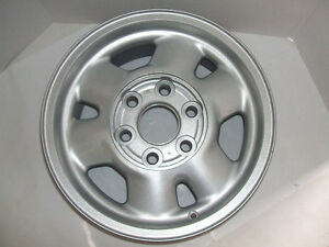 gmc alloy OEM wheels chevy  gmc pickup * new yes new *