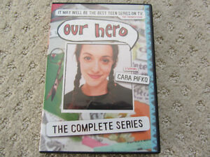 Complete Series of Our Hero on DVD