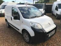 CITROEN NEMO 610 LX HDI BIPPER ENTERPRISE White Manual Diesel, 2009