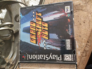 Grand Theft Auto for Sony PlayStation