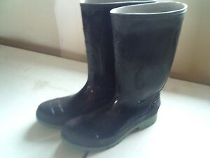 Rubber Boots like new size 10