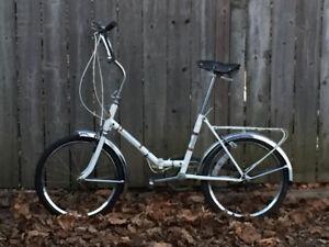 Fold up bike - Vintage universal