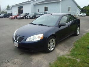2008 PONTIAC G6 4DR $4500 TAX'S IN CHANGED INTO UR NAME