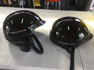Harley Davidson Matching Helmets