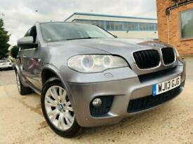 image for 2013 BMW X5 3.0 30d M Sport Auto xDrive (s/s) 5dr SUV Diesel Automatic