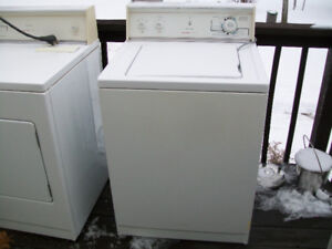 For Sale Kenmore washer & Dryer set