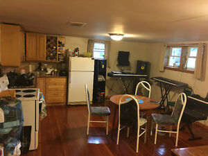 2 Bedroom Basement Suite near U of A / Whyte Ave / LRT
