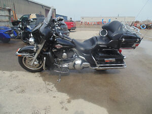 2005 HARLEY DAVIDSON ULTRA CLASSIC - FINANCING AVAILABLE
