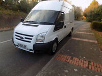 FORD TRANSIT 350 LWB HIGH ROOF 2.2 FWD 6 SPEED 115 BHP 2011 11