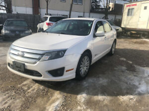 2011 FORD FUSION HYBRID CERTIFIED AND E-TESTED