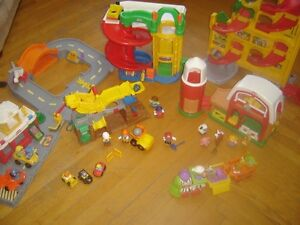 Grande collection Little People