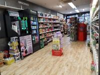 FOOD AND WINE SHOP FOR SALE WITH ACCOMMODATION
