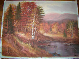 Oil paintings - various sizes -prices from $10 - $80 London Ontario image 3