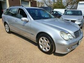 image for 2004 Mercedes-Benz C Class C220 CDI ELEGANCE SE 5-Door Auto Estate Diesel Automa