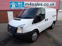 Ford Transit 280 ECONETIC L/R SWB 100PS