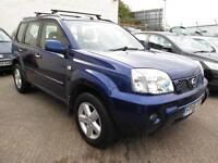 2006 56 Nissan X-Trail 2.2dCi 136 SVE 5 Door Diesel Full Leather 6 Speed 4x4