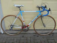 vintage 85 GARDIN CAMBIO RINO-COLUMBUS- 600-DURA-ACE