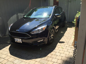 2015 Ford Focus (Sport Package)