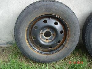 pneus hiver  185 75 14