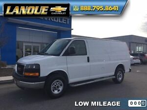 2015 GMC Savana Cargo Van   - $177.05 B/W - Low Mileage